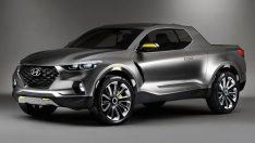 Hyundai pick-up yollara çıkıyor