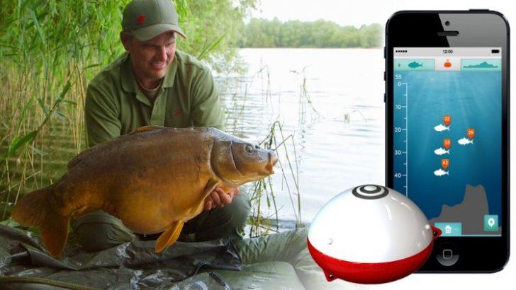 iBobber ile kolayca balık tutun