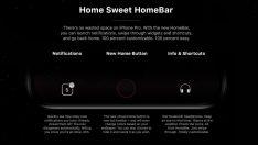 iPhone 8 arayüz konsepti göz dolduruyor