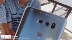 LG V30'un ilk canlı görüntüleri sızdırıldı