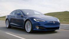 Tesla sürücüsü tek şarjla 1,000 km rekoru kırdı