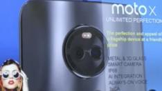 Moto X4'ün çift kamerasına ait son tasarım görüldü