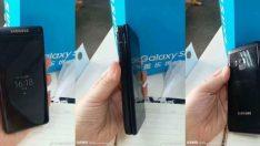Samsung'un kapaklı telefonu 3 Ağustos'ta tanıtılabilir
