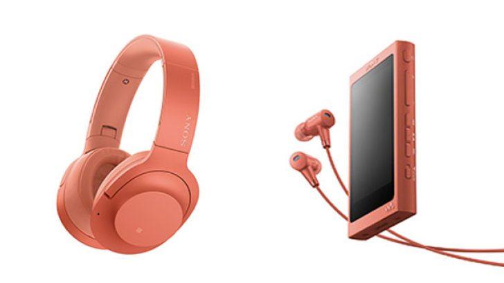 Sony'den üç yeni kablosuz h.ear kulaklık