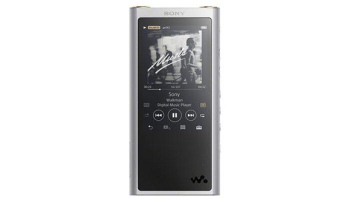 Sony'den üst düzey yeni Walkman NW-ZX300