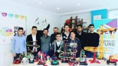 Şanlıurfa'lı STEM Türkiye'yi ABD'de temsil etti