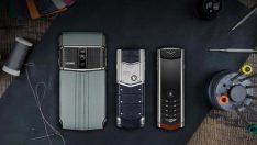 Vertu'nun telefonları 92 bin TL'ye açık artırmaya çıkıyor