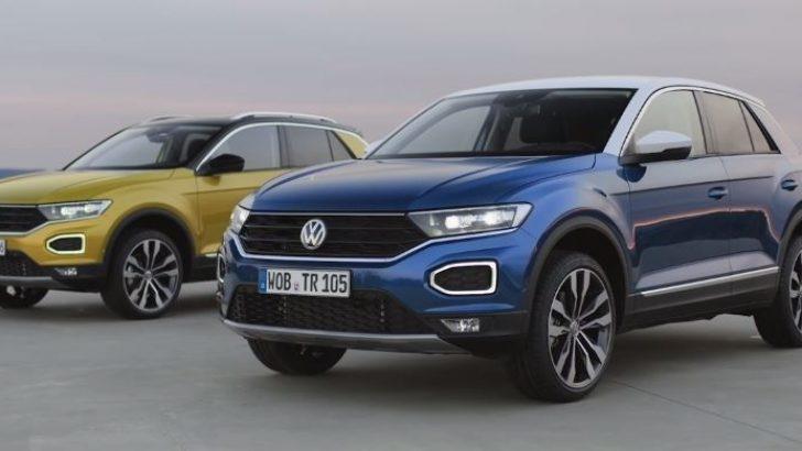 Yeni Volkswagen T-Roc resmi olarak duyuruldu