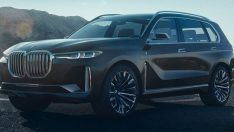 işte BMW X7 iPerformance Concept