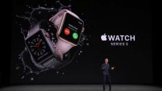 3. nesil Apple Watch resmen tanıtıldı! İşte fiyatı ve özellikleri