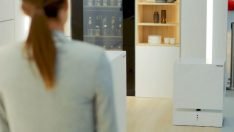 Ayağınıza kadar gelen robotik buzdolabı