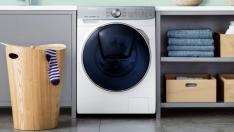 Samsung'dan çamaşır yıkama süresini yarıya indiren teknoloji: QuickDrive
