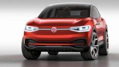 Volkswagen elektrikli Crozz konsept aracını görücüye çıkardı