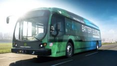 Tek şarjla bin 700 kilometre kat edebilen elektrikli otobüs: Catalyst E2 Max