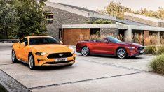Ford Mustang, EcoSport, Tourneo Custom ve Ranger Black Edition görücüye çıktı