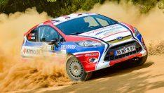 İstanbul Rallisi'nde Fiesta Rally Cup Rüzgarı!