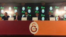 Galatasaray, Fluo ile 1+1 yıllık sponsorluk anlaşması imzaladı