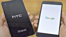 Google Tayvanlı HTC'yi 13 milyar dolara satın alabilir