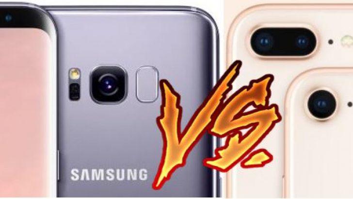 iPhone 8 Plus vs Galaxy S8 Plus: hangisi daha iyi?