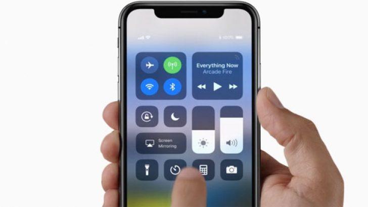 iPhone X kısayolları ve ipuçları nelerdir, nasıl kullanılır? (iOS 11 el hareketleri)