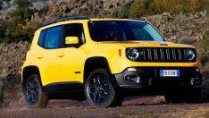 Jeep Renegade'de sonbahar fırsatı!