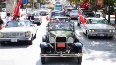 İstanbul Klasik Otomobilciler Derneği'nden 30 Ağustos'ta Zafer Konvoyu