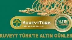 Kuveyt Türkaltın bankacılığında iddialı