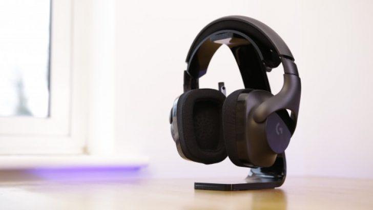 Logitech G533 kablosuz kulaklık incelemesi