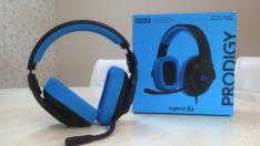 Logitech G233 Prodigy Kulaklık İnceleme