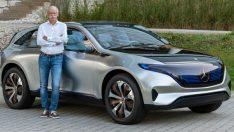 Mercedes ürettiği her aracın elektrikli modelini üretecek