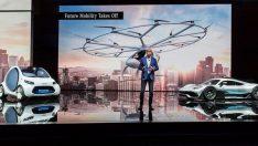 Mercedes hibrit modellerini Frankfurt Fuarı'nda görücüye çıkarıyor