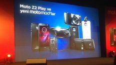 Motorola Moto Z2 Play ve Modları Türkiye'de