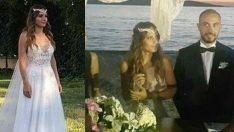 Ateşböceği dizisinin Aslı'sı Nilay Deniz evlendi