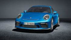 Porsche Cayenne Turbo ve 911 GT3 Frankfurt'ta görücüye çıktı