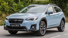 Yeni Subaru XV Frankfurt Otomobil Fuarı'nda görücüye çıkacak