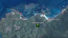 Survivor adası Irma Kasırgasının kurbanı oldu