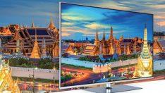 Vestel ilk yerli çerçevesiz ultra ince LED TV'sini IFA'da tanıttı