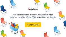 Yandex Metrica'dan e-ticaret odaklı analitik konferansı