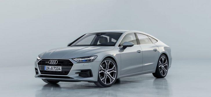Audi'nin yeni canavarı 2018 A7 Sportsback'e ilk bakış
