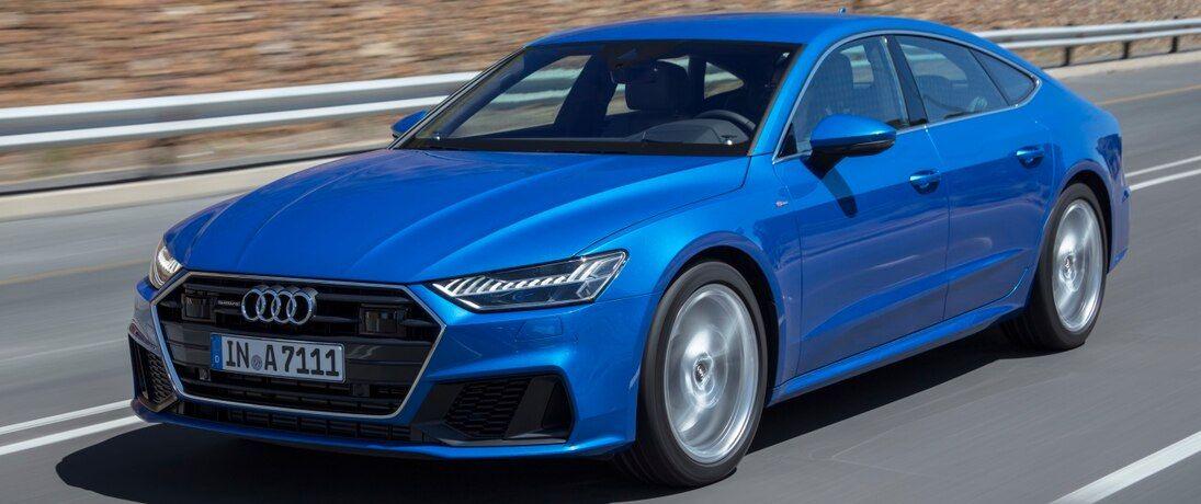 2018 Audi A7 Sportback'e ilk bakış