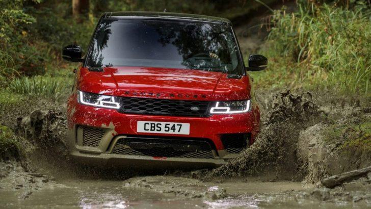 2018 Range Rover Sport: makyajlı kasa ve ilk Plug-in Hybrid versiyon