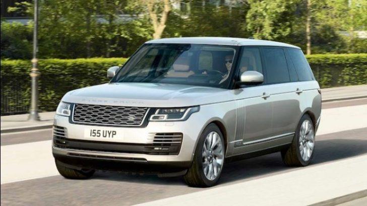 2019 Range Rover P400e, elektrikli motorla 51 km gidebiliyor