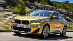 2018 BMW X2'ye ilk bakış