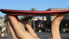 LG bükülebilir telefon yapıyor