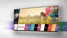 Netflix ve LG ortaklık kuruyor