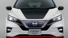 Nissan, Leaf NISMO konseptini detaylandırdı