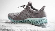 Adidas okyanus atıklarından ayakkabı yaptı