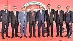 Fiat Akgün Otomotiv, Sakarya'daki yeni tesisini hizmete açtı