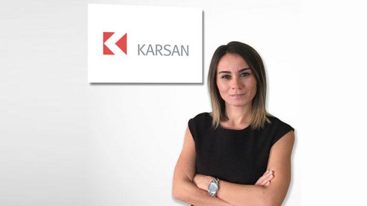 Karsan'ın yeni pazarlama müdürü Aslı Ör oldu
