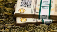 Minimum 10 TL'si olana bitcoin